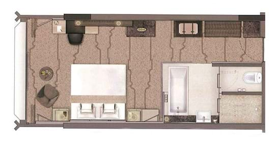 Superior Inland View Floor Plan