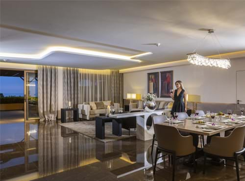 The Royal Suite | Five star hotel Limassol